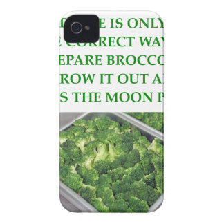i hate broccoli iPhone 4 covers