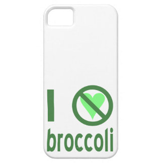I Hate Broccoli iPhone SE/5/5s Case