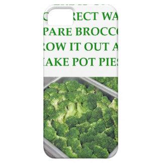 i hate broccoli iPhone SE/5/5s case