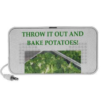 i hate broccoli portable speaker