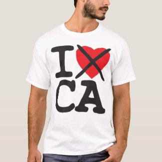 I Hate CA - California T-Shirt