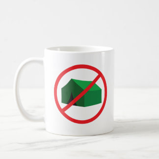 I Hate Campers Mug