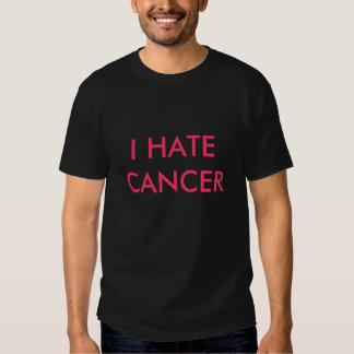 I HATE CANCER T SHIRTS