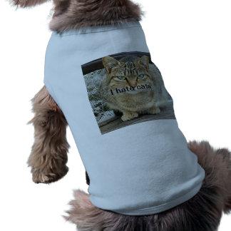 I hate cats T-Shirt