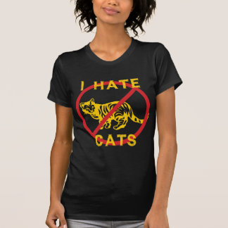 I Hate Cats Shirt