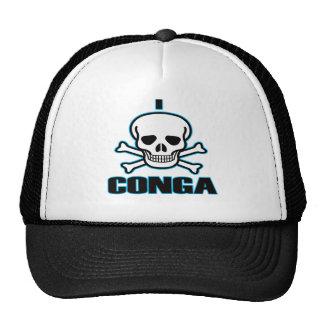 I Hate conga. Trucker Hat