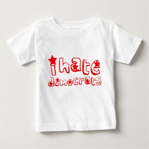 I Hate Democrats Tshirt