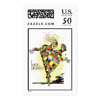 I Hate Dignity Postage