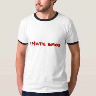 I Hate emos T-Shirt