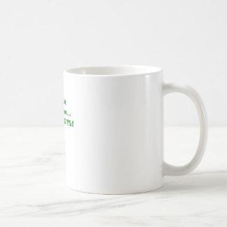 I Hate Everyone and Pants Coffee Mug