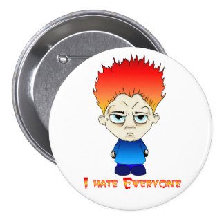 I Hate Everyone featuring Maxwell Button