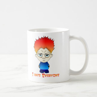 I Hate Everyone featuring Maxwell Coffee Mug