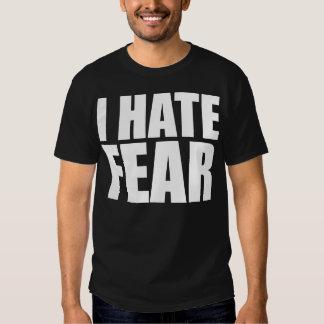 I Hate Fear - Dark T-Shirt