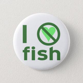 I Hate Fish Button