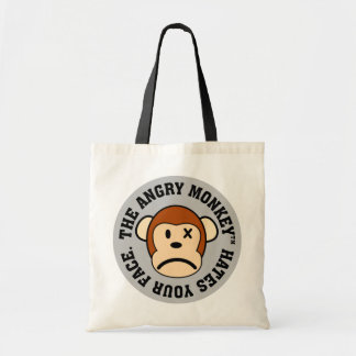 I hate having to look at your face everyday tote bag