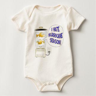 I Hate Hurricane Season Baby Bodysuit