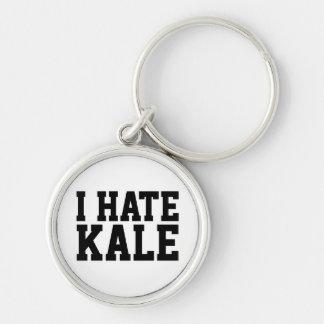 I Hate Kale Keychain