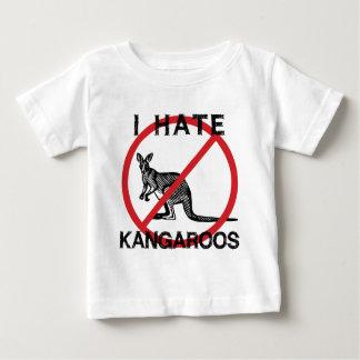 I Hate Kangaroos Baby T-Shirt