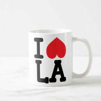 I Hate LA mug