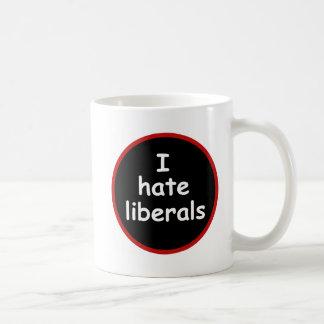 I Hate Liberals Coffee Mug