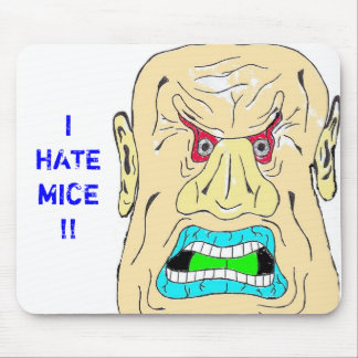 I HATE MICE!! MOUSE PAD