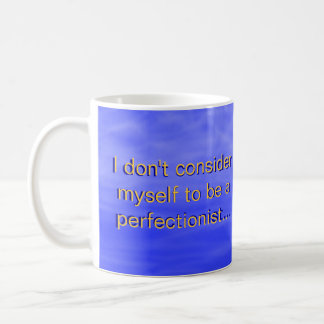 I Hate Mistakes Coffee Mug