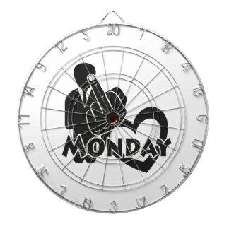 I hate Monday! Dart Boards