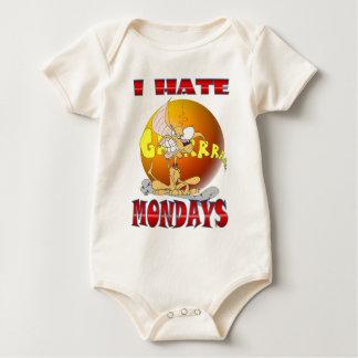 I HATE Mondays Baby Bodysuit