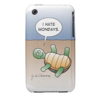 I HATE MONDAYS Case-Mate iPhone 3 CASES