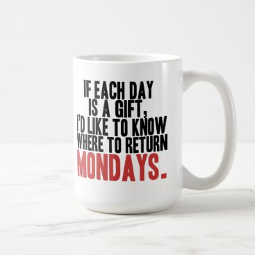 jbb926 I Hate Mondays Coffee Mug