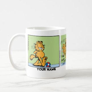 """I Hate Mondays"" Garfield Comic Strip Coffee Mug"