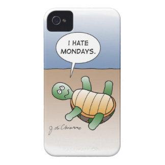 I HATE MONDAYS iPhone 4 CASE