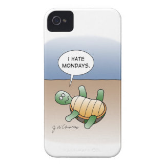 I HATE MONDAYS iPhone 4 COVER