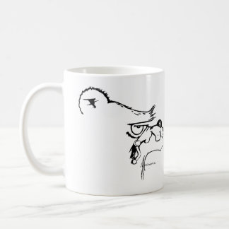I hate Mondays Classic White Coffee Mug