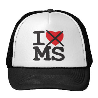 I Hate MS - Mississippi Trucker Hat