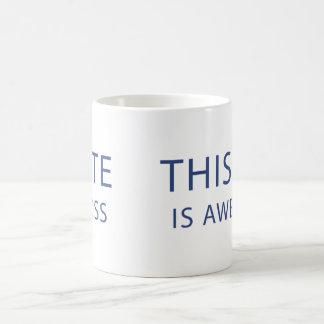 I HATE MY BOSS mug