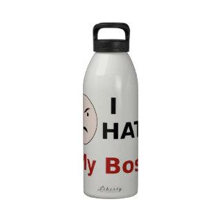 I Hate My Boss Drinking Bottle