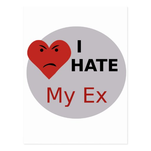 hate my ex husband quo...