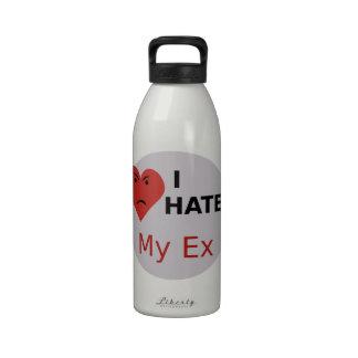 I Hate My Ex Drinking Bottles