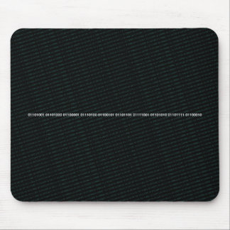 I Hate My Job (Binary) Mouse Pad