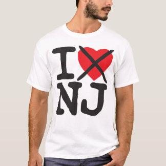 I Hate NJ - New Jersey T-Shirt