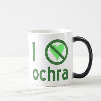 I Hate Ochra Coffee Mugs