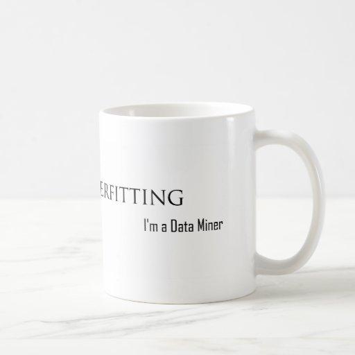 I Hate Overfitting Classic White Coffee Mug