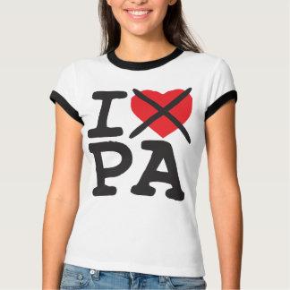 I Hate PA - Pennsylvania T-Shirt