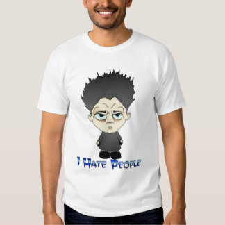 I Hate People feat Maxwell T Shirt