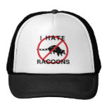 I Hate Racoons Trucker Hat