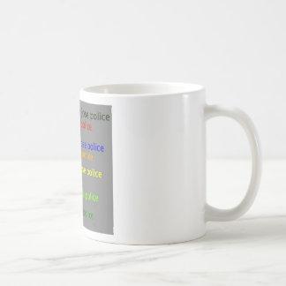 i hate saj  dpsan jose police mugs