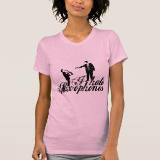 I hate Saxophones T-Shirt