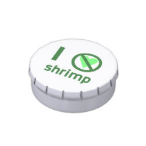 I Hate Shrimp Candy Tin