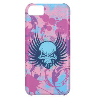 I hate skull iPhone 5C case